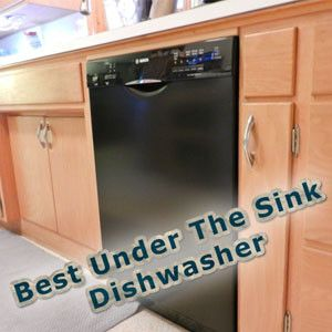 Under The Sink Dishwasher Are One Of The Best Choice To Save Space In The  Kitchen