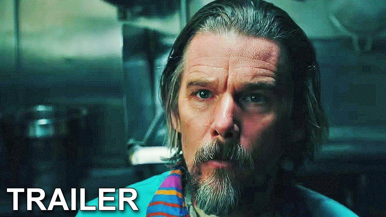 Adopt a highway official trailer 2019 ethan hawke drama