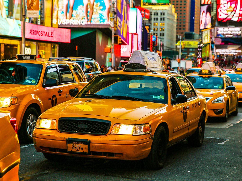 Mit S Super Efficient Taxi Dispatching Algorithm New York Taxi Taxi Taxi Driver
