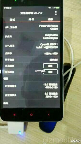 Mola: El Xiaomi Redmi Note 2 se filtra antes de su posible presentación
