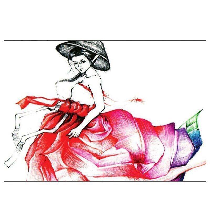 You like a beautiful flower #일러스트 #anime #illustration #watercolor #인물화 #watercolor #watercolour #drawing #design #cartoon #포트폴리오 #portfolio #korean #dailydrawing #TalentedPeopleInc by minkyu_88