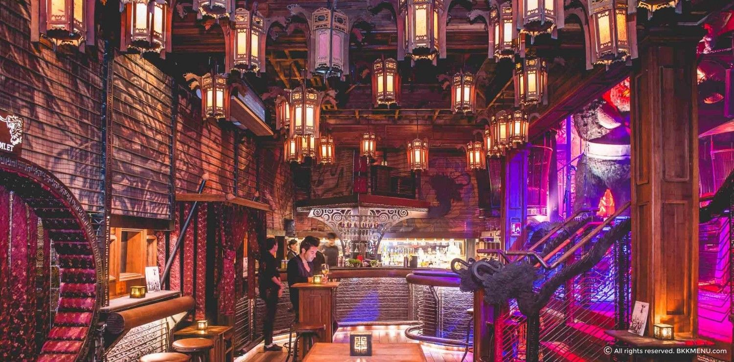 Sing Sing Theater In Bangkok Thailand Bangkok Jazz Bar Places Around The World