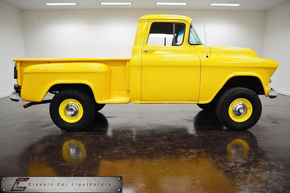1957 Chevy 3100 Stepside Hot Rod Network Autos Post