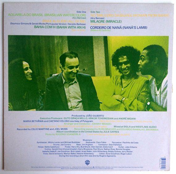 Joao Gilberto Brasil Lp Vinyl Record Album By Thisvinyllife