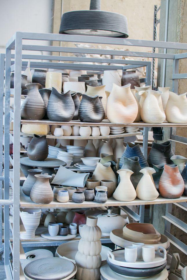 Spanish Design Apparatu Ceramics Studio Happy Interior Blog