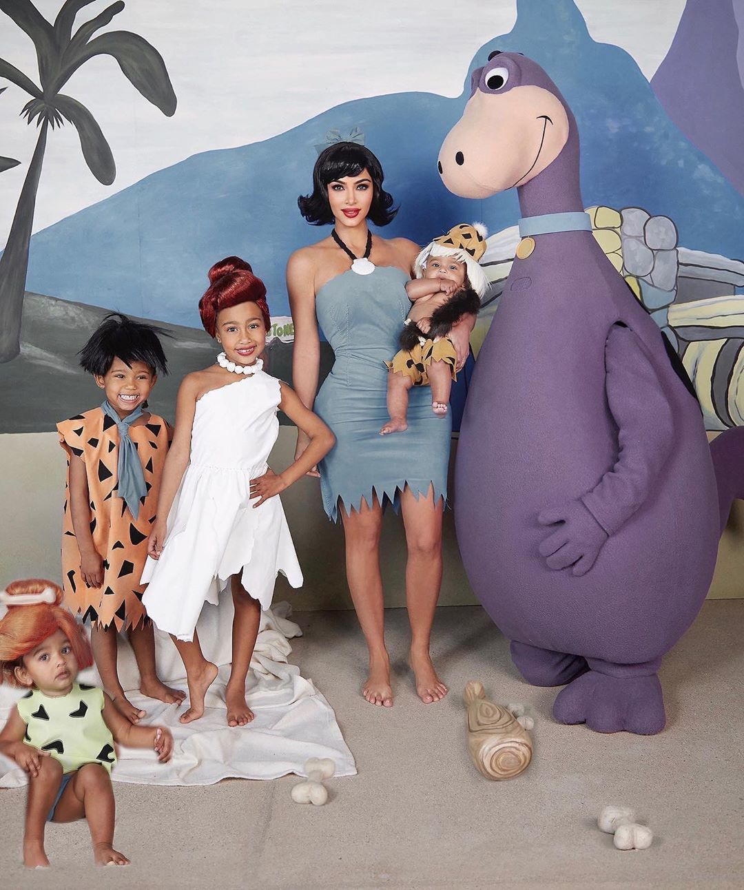 North West Halloween Costume 2020 A round up of the best celeb Halloween costumes. in 2020 | Best