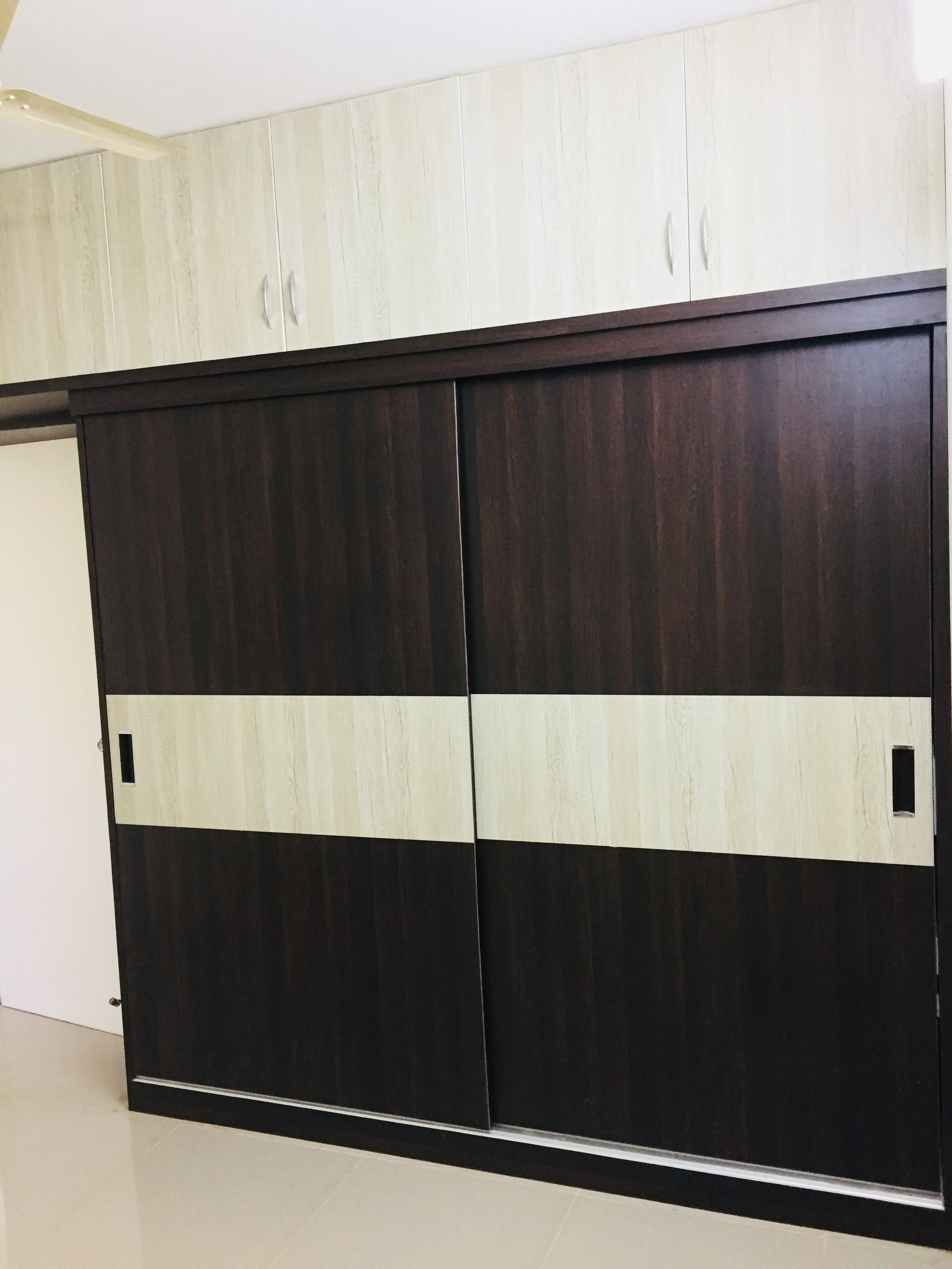 Latest Sliding Wardrobes Designed By Highline Interiors Wardrobe Design Bedroom Bedroom Cupboard Designs Bedroom Closet Design