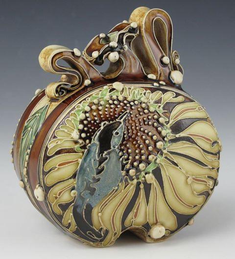 Carol Long | Carol Long Pottery | Pinterest | Search ...