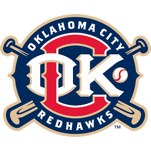 oklahoma city redhawks pacific coast league minor league rh pinterest com Hammerhead Baseball Logo Minor League Baseball Logos