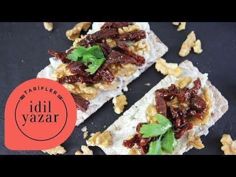 Peynirli Pratik Atıştırmalık Tarifi  İdil Yazar  Yemek Tarifleri
