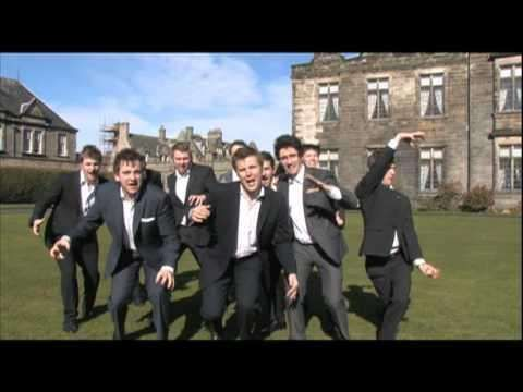 A Cappella Group The Other Guys Pays Tribute to Will and Kate #royalfamily trendhunter.com