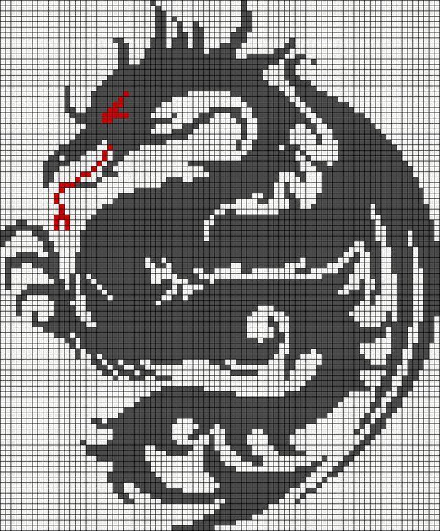 Pin von Ryan Faltys auf Minecraft Pixel Art Templates | Pinterest ...