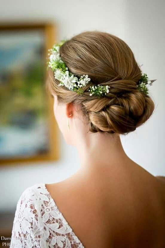 Nicole Nicole Notitle Brautfrisur Haare Hochzeit Hochzeitsfrisuren