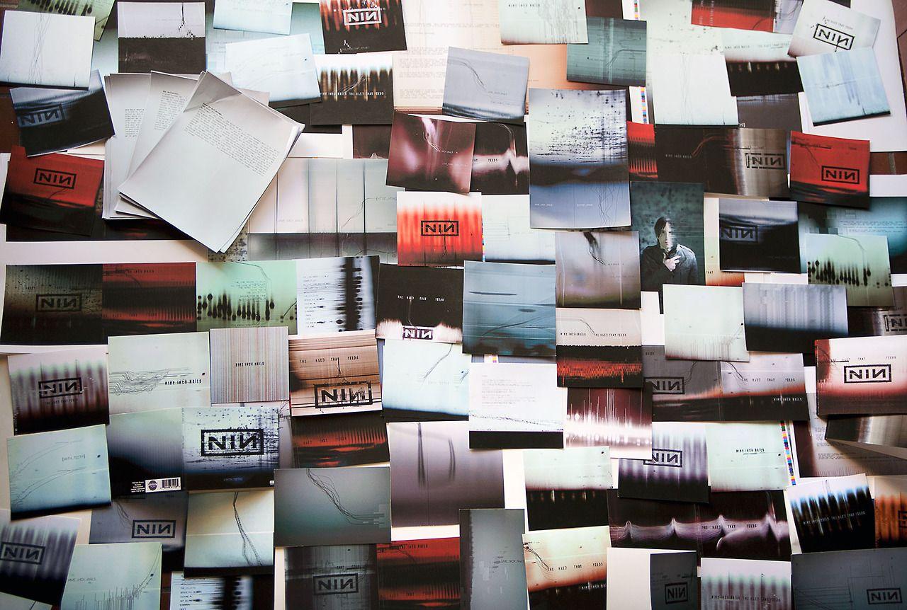 Nine Inch Nails — With Teeth Artwork   Poster untuk Dinding Saya ...