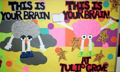 Art With Mr. E: Random Silly Bulletin Board
