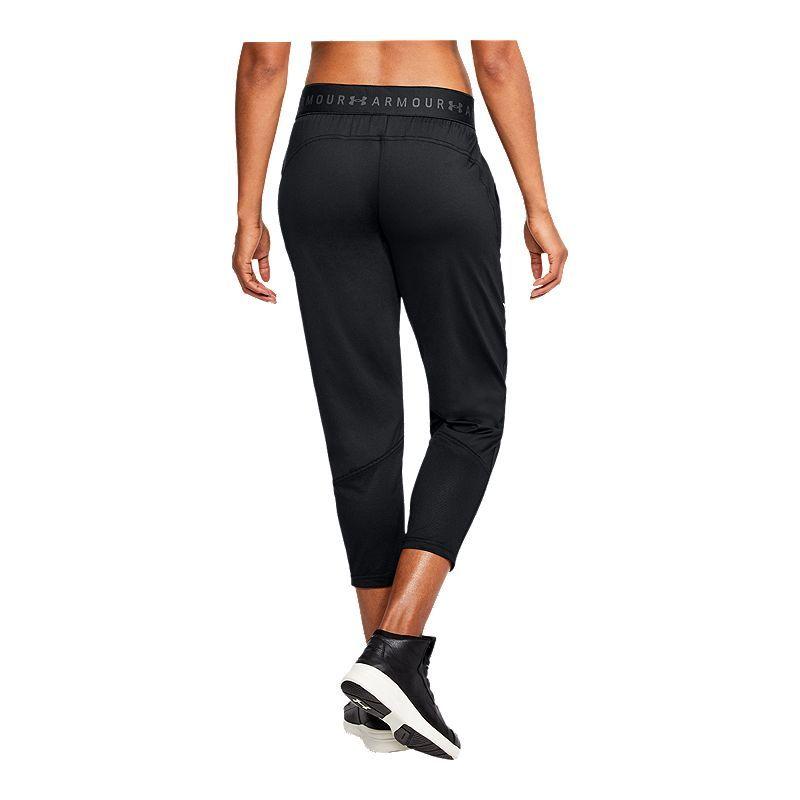 codici promozionali nuovi oggetti presentando Under Armour Women's Armour Sport Graphic Crop Pants   Under ...