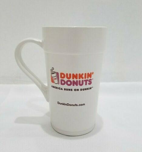 Dunkin' Donuts 16 oz Tall Latte Coffee Mug 2013 America