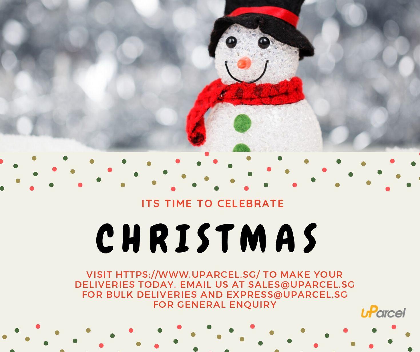 Celebrate Christmas With Uparcel Christmas Celebrations Time To Celebrate Novelty Christmas