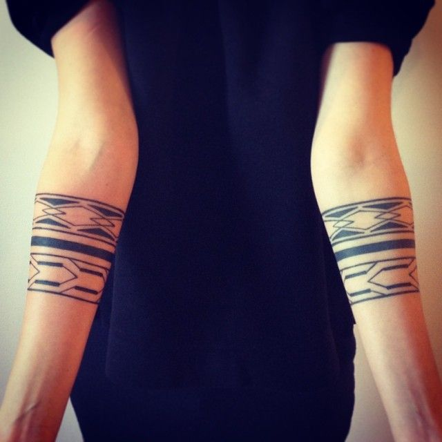 Eccezionale Oltre 1000 idee su Tatuaggi Di Bracciale Sul Polso su Pinterest  DY51