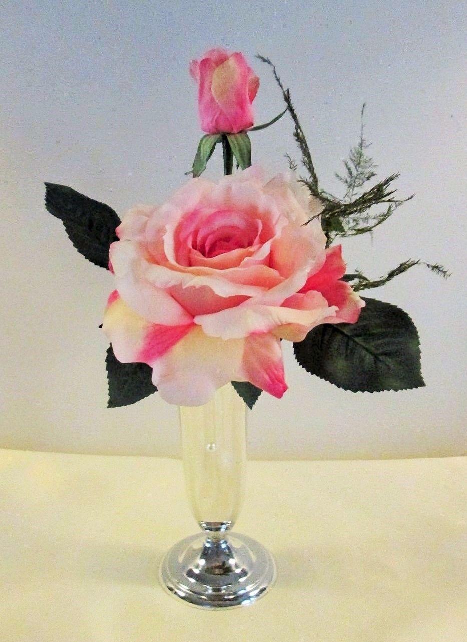 June Birth Month Floral Arrangements Rose in