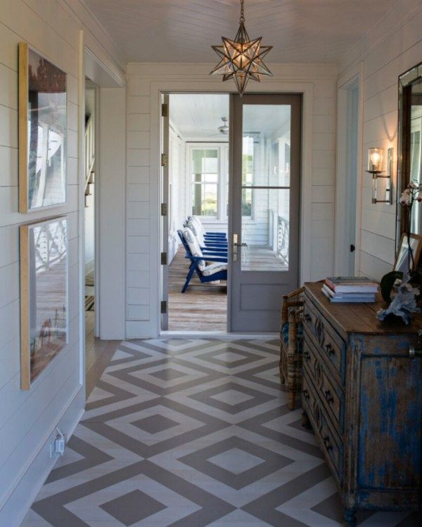 Painted Floors Steps 22 Top Design Ideas Using Colors