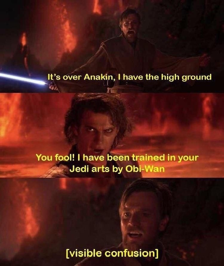 Visible Happiness Prequelmemes Star Wars Humor Funny Star Wars Memes Star Wars Jokes