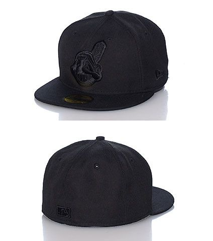 6bf503b71492a3 NEW ERA CLEVELAND INDIANS MLB FITTED CAP-BnzfASvw | Places to Visit ...
