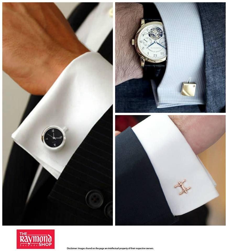Here Are Some Beautiful Inspiration Of Cufflinks That You Can Pair With Your Shirt Stand Out From The Crowd Style Raymond Accessories Style Cufflinks