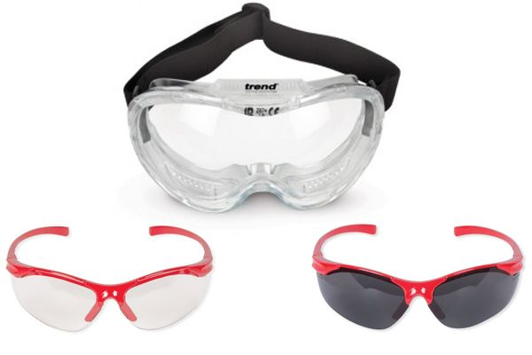 Safety Goggles From Wonkee Donkee Trend Safety Equipment For