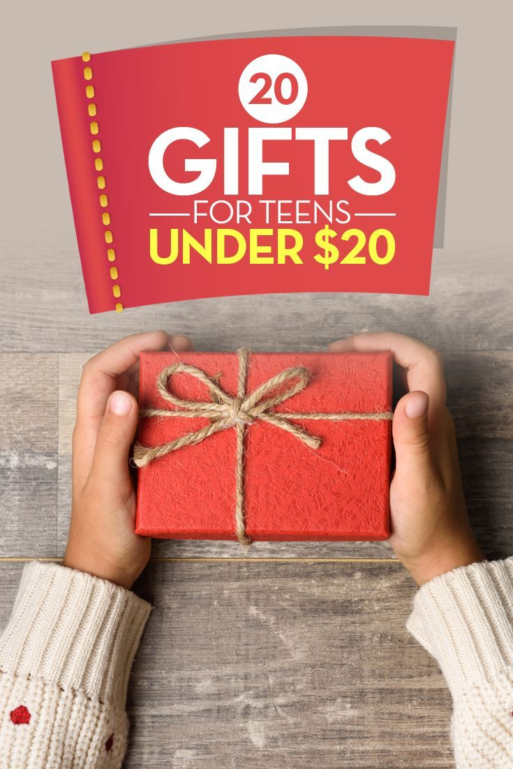 If Youre Looking For An Affordable Gift Idea Teens Sure To Find Plenty Of Teen Ideas On This List 20 Gifts Under