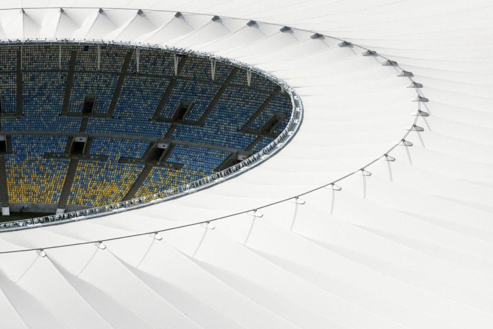 Gallery Of Maracana Stadium Roof Structure Schlaich Bergermann Und Partner 8 Roof Structure Maracana Stadium Stadium