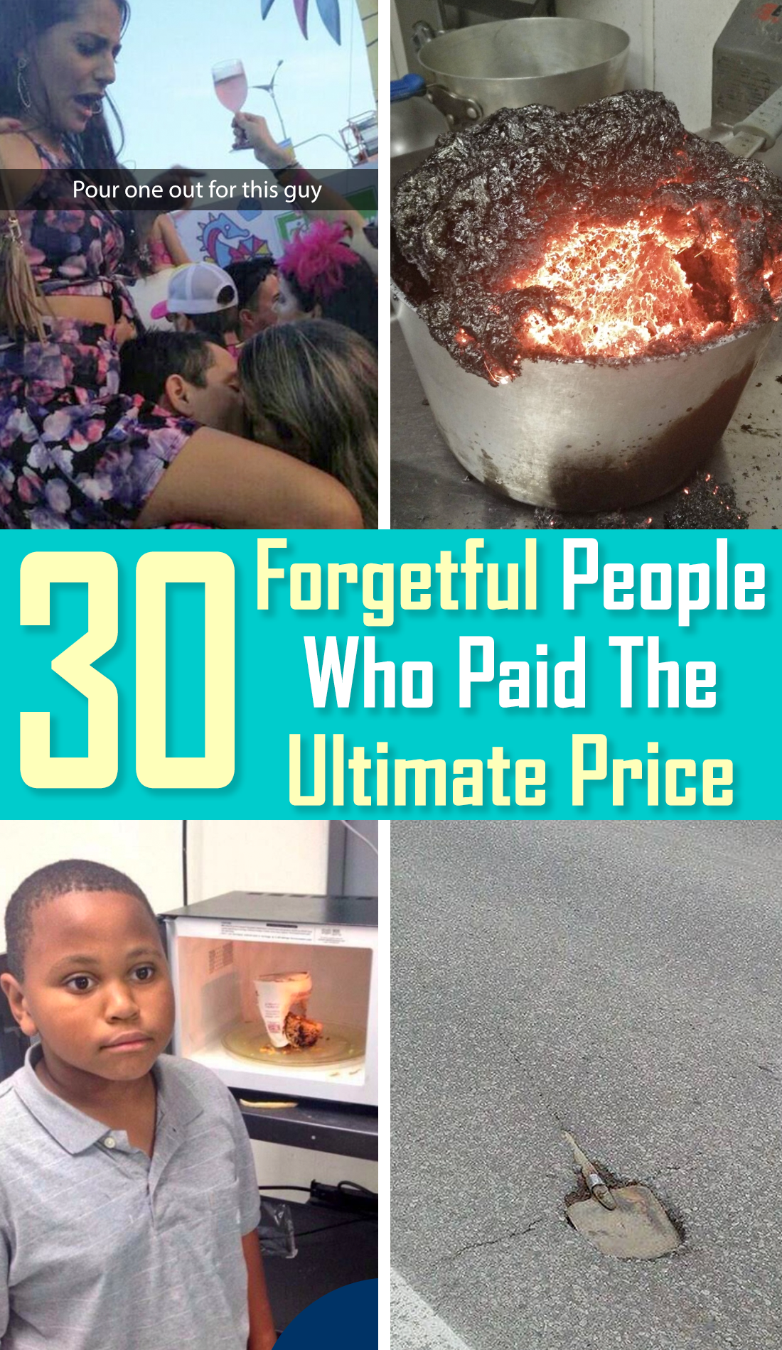 Forgetful People Who Paid The Ultimate Price