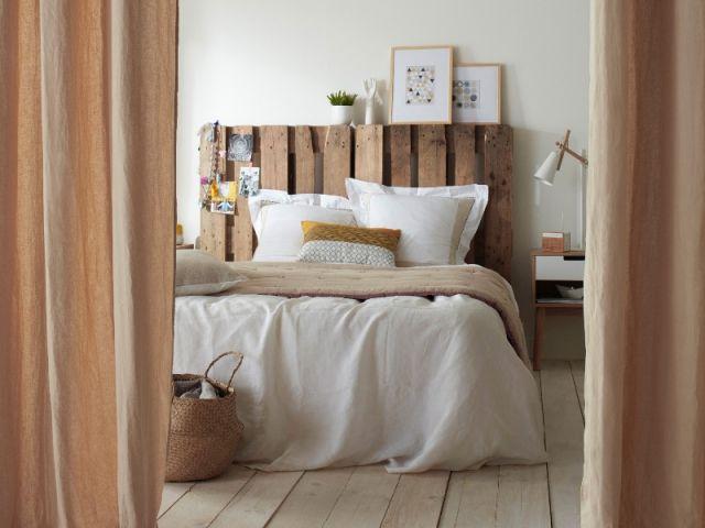 Chambre  10 têtes de lit à faire soi-même DIY Pinterest