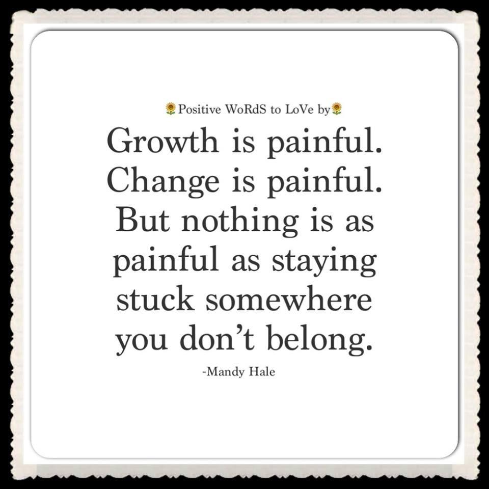 growth...