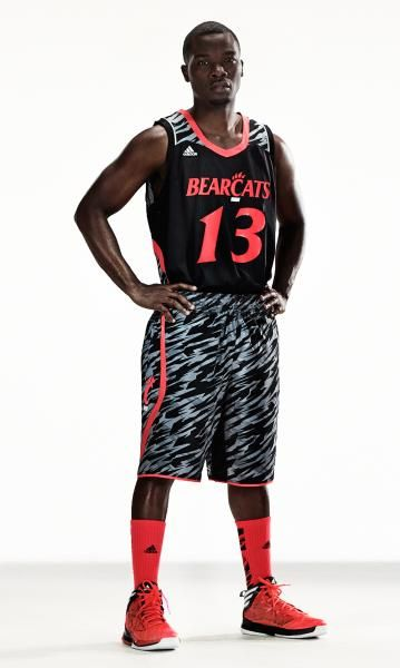 e638bd1d7 Cincinnati Bearcats uniforms