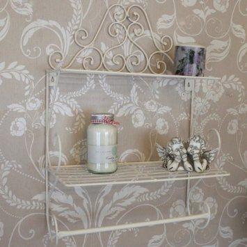 Estanter a toallero de pared hogar toallero pinterest toallero estanter as y - Amazon estanterias bano ...