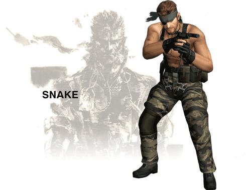 Pin On Bigboss Naked Snake Vs The Boss