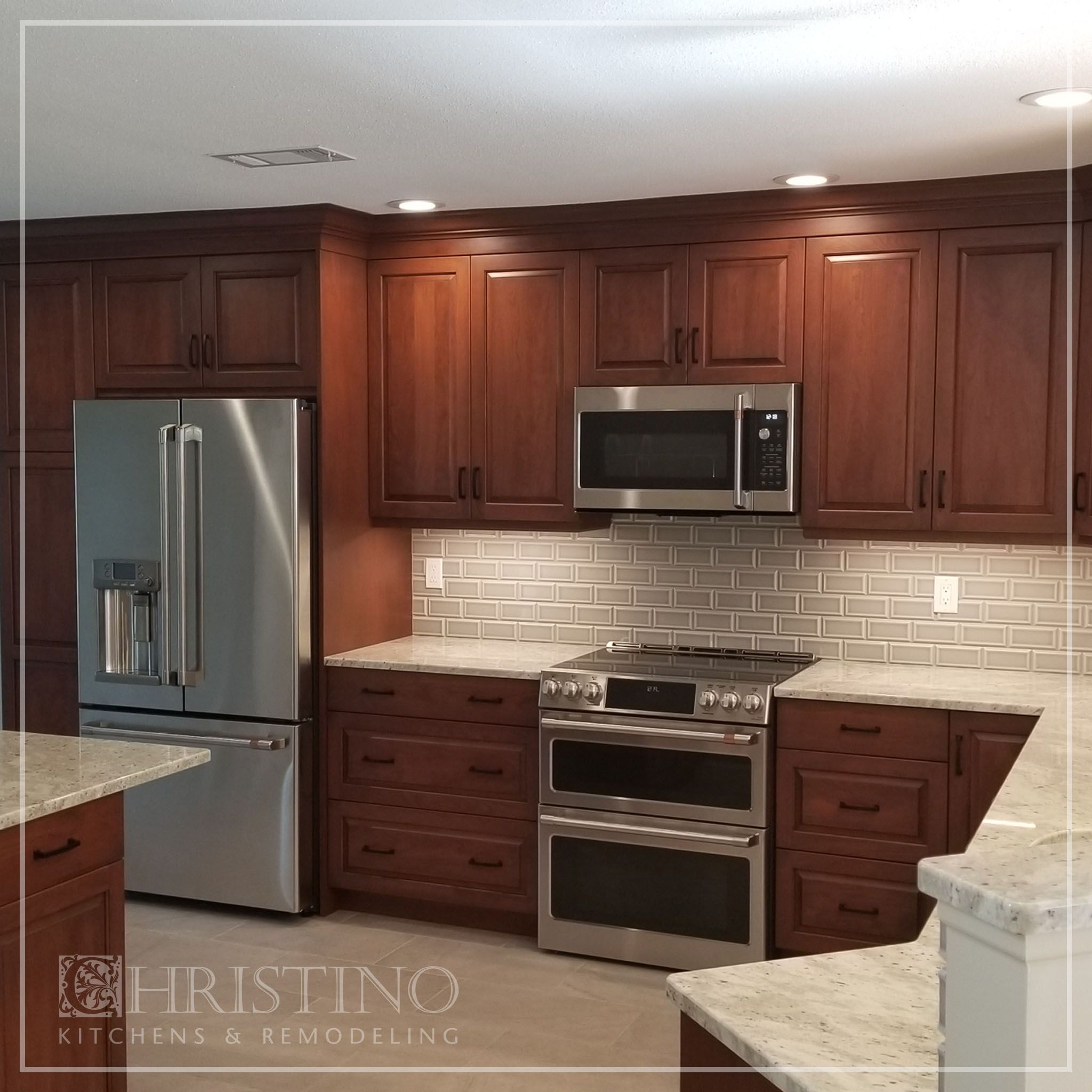 not a fan of white kitchens consider cherry cabinets cherry cabinets ar in 2020 kitchen on kitchen cabinets not white id=89480