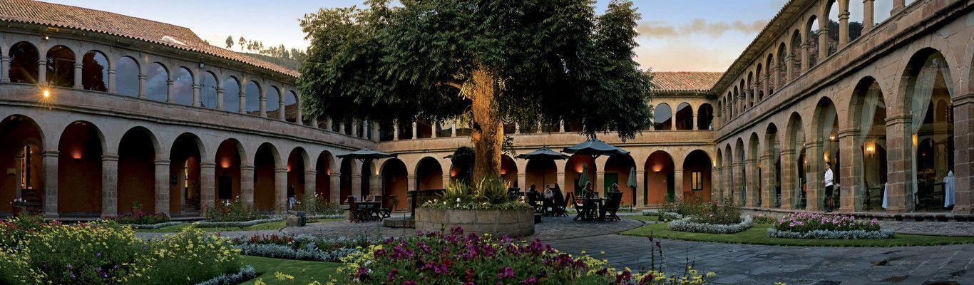 Hotel monasterio luxury in cusco my new job for Hotel luxury cusco