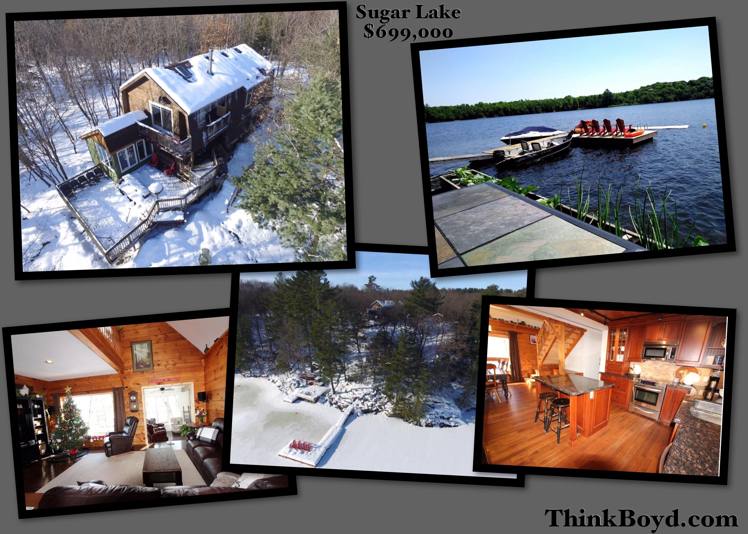 Waterfront Properties Near Parry Sound image by Nicole