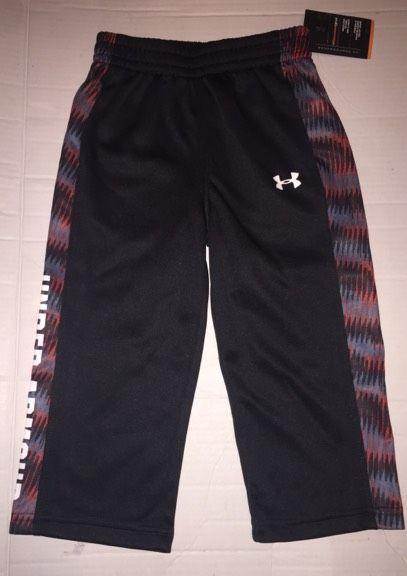 Check out this listing on Kidizen: NWT Under Armour Toddler Boys Size 2T Athletic Pants  via @kidizen #shopkidizen