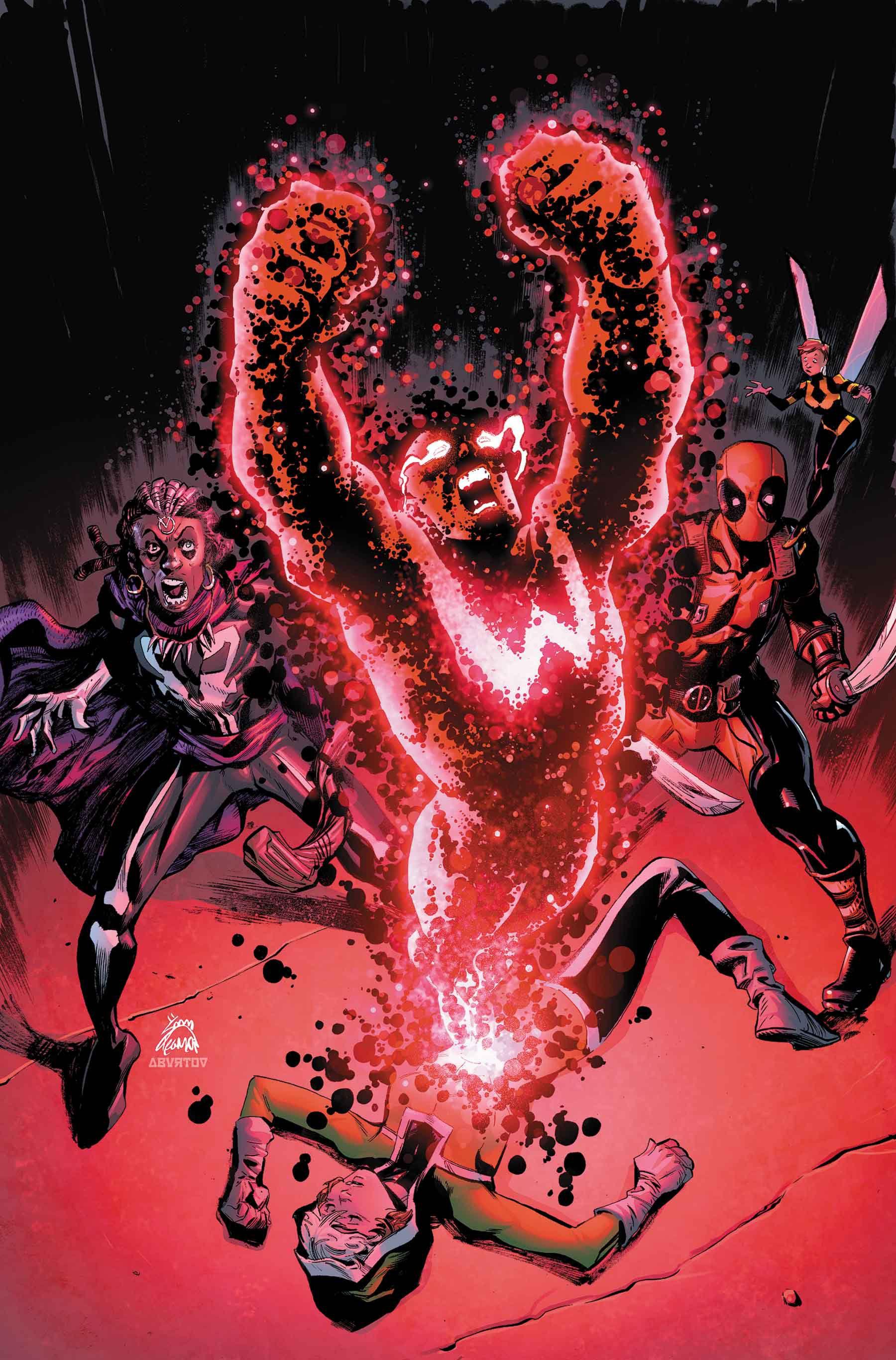 uncanny avengers 23 marvel comics everything u0026 anything