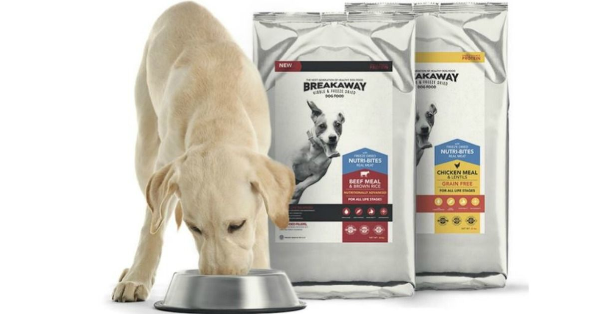 FREE Breakaway Dog Food Sample! Request your Free Sample for your - sample request forms