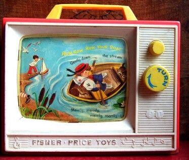 Televisión de juguete