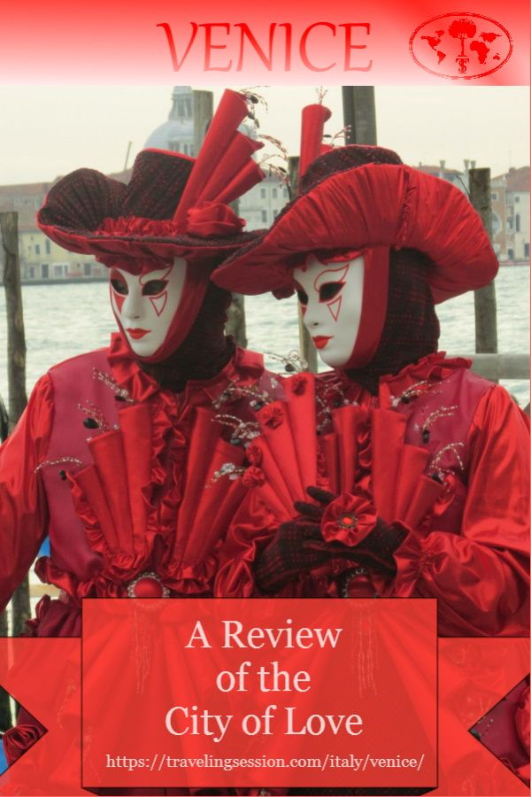 Venice Review A Review of the City of Love