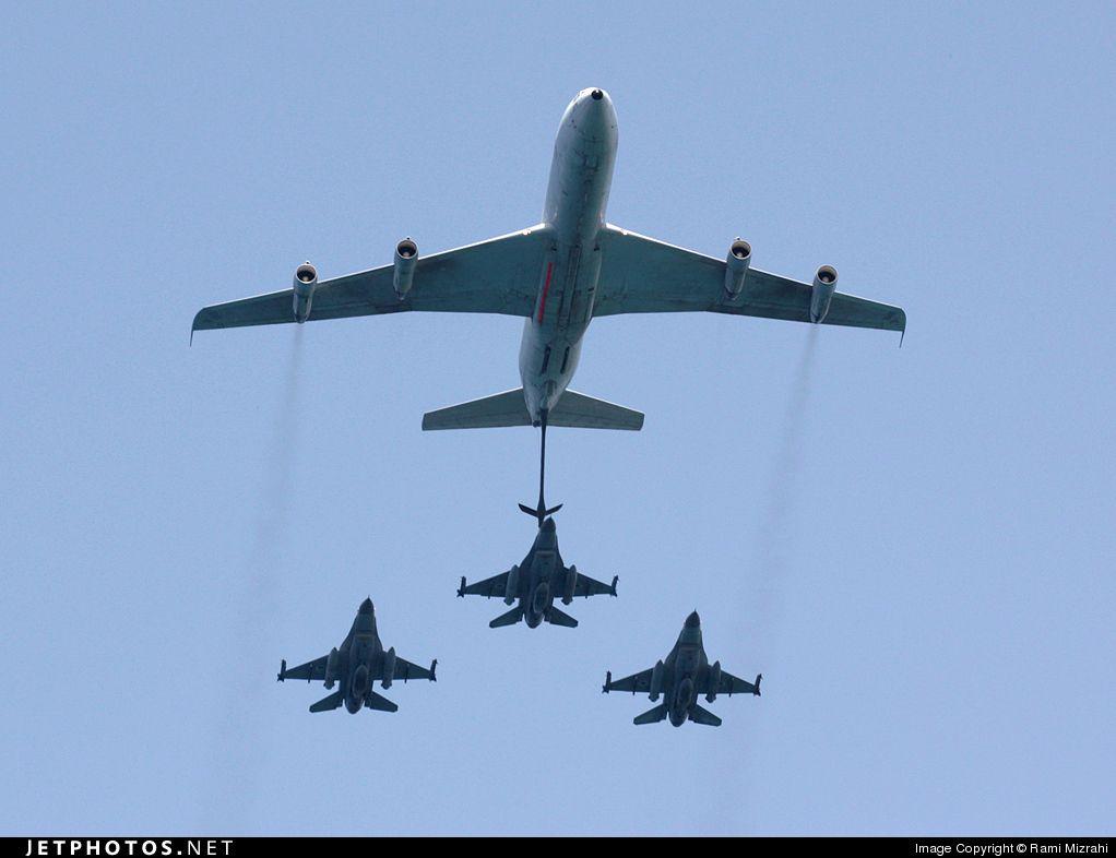 Photo of 275 - Boeing 707-3P1C Re'em - Israel - Air Force