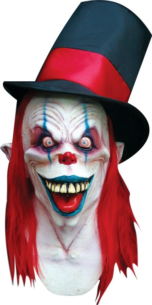 evil clown scary clown mask for adult vegaoo masks
