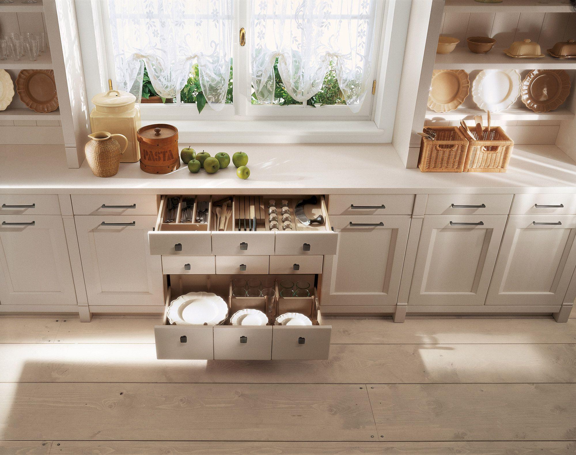 Minacciolo Camerette ~ English mood cucina in stile classico by minacciolo cucina