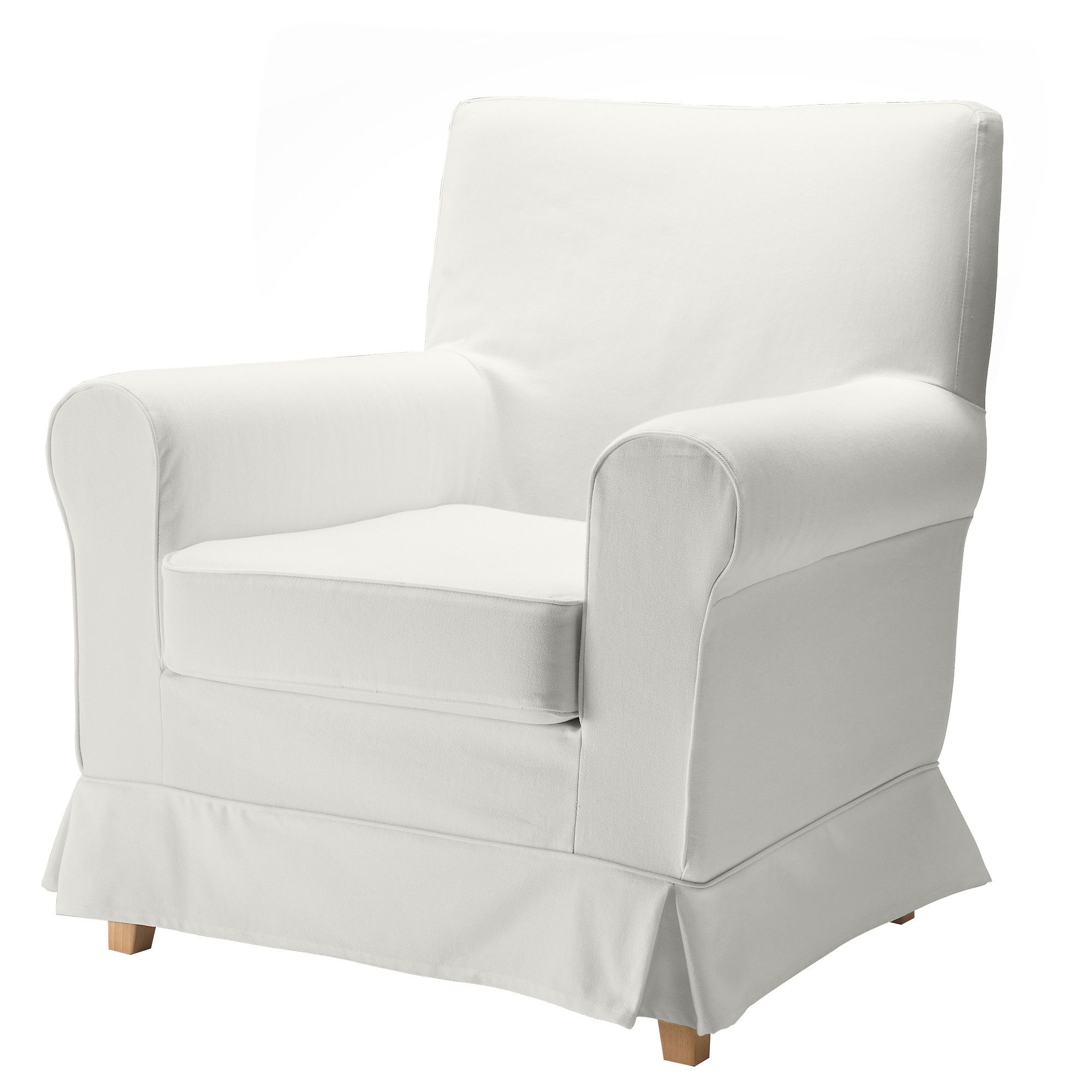 EKTORP JENNYLUND Chair Blekinge white IKEA $200 If you end up