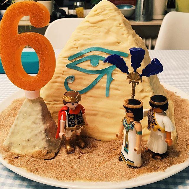 Pyramidentorte Online Web Viewer Kindergeburtstag Agyptische Party Agypten